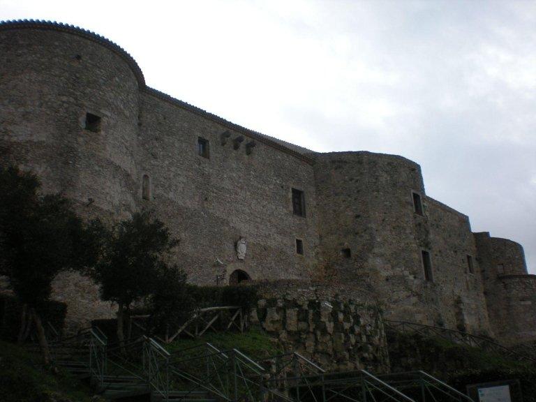 vista laterale di VIBO VALENTIA