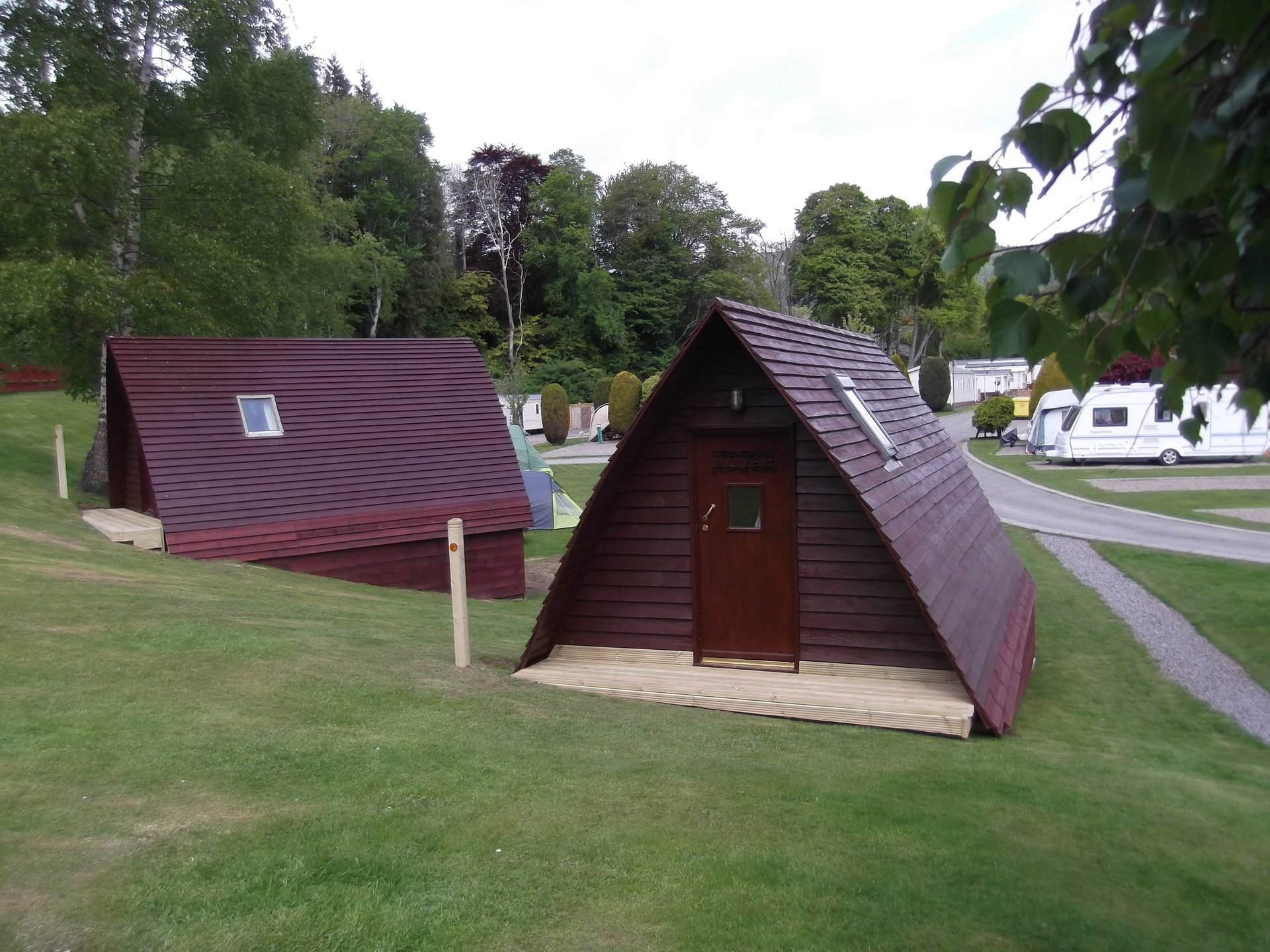 Black Rock Camping Caravan Site - Amenities Toilet