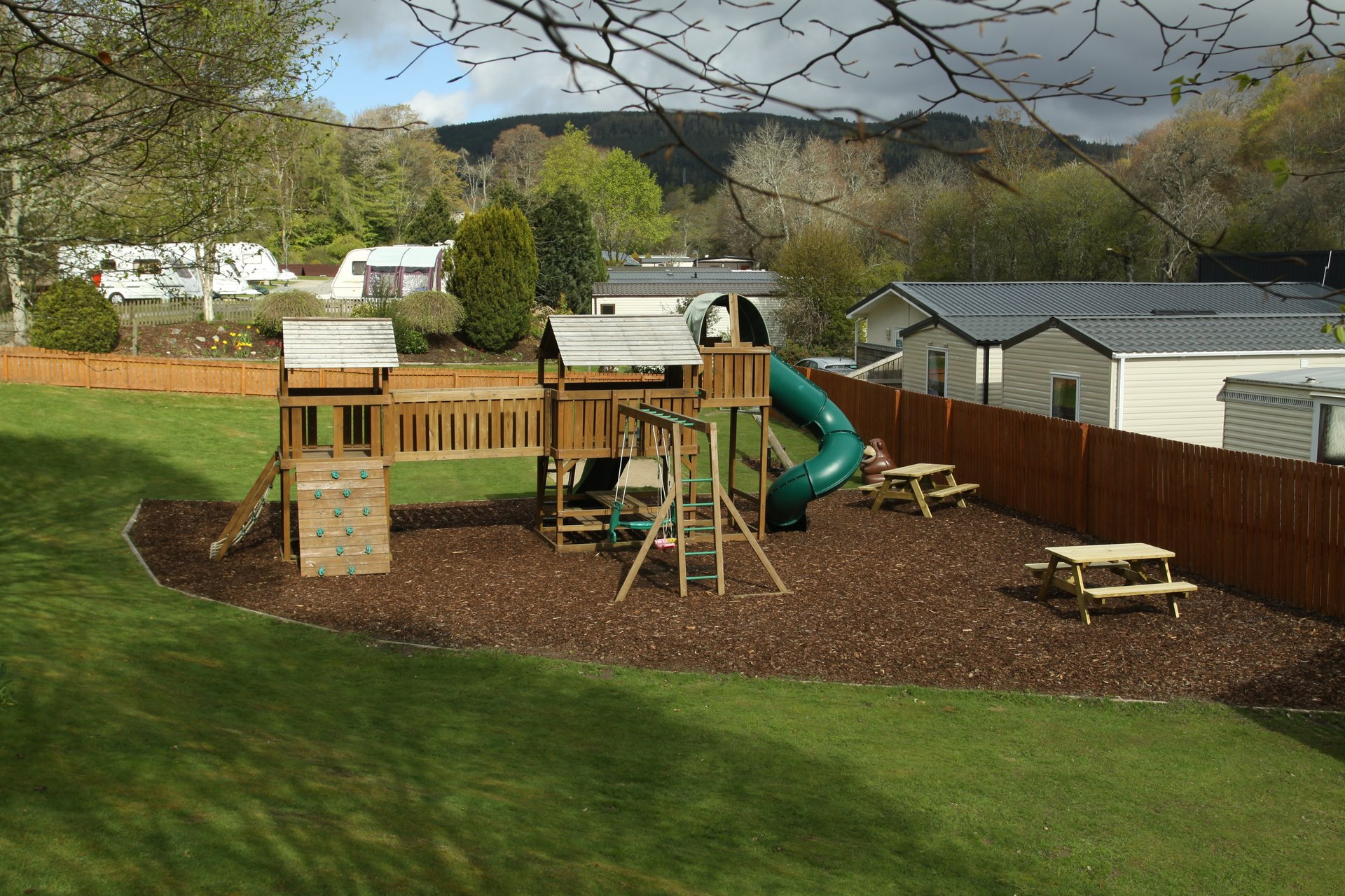 Black Rock caravan Park - Play Ground