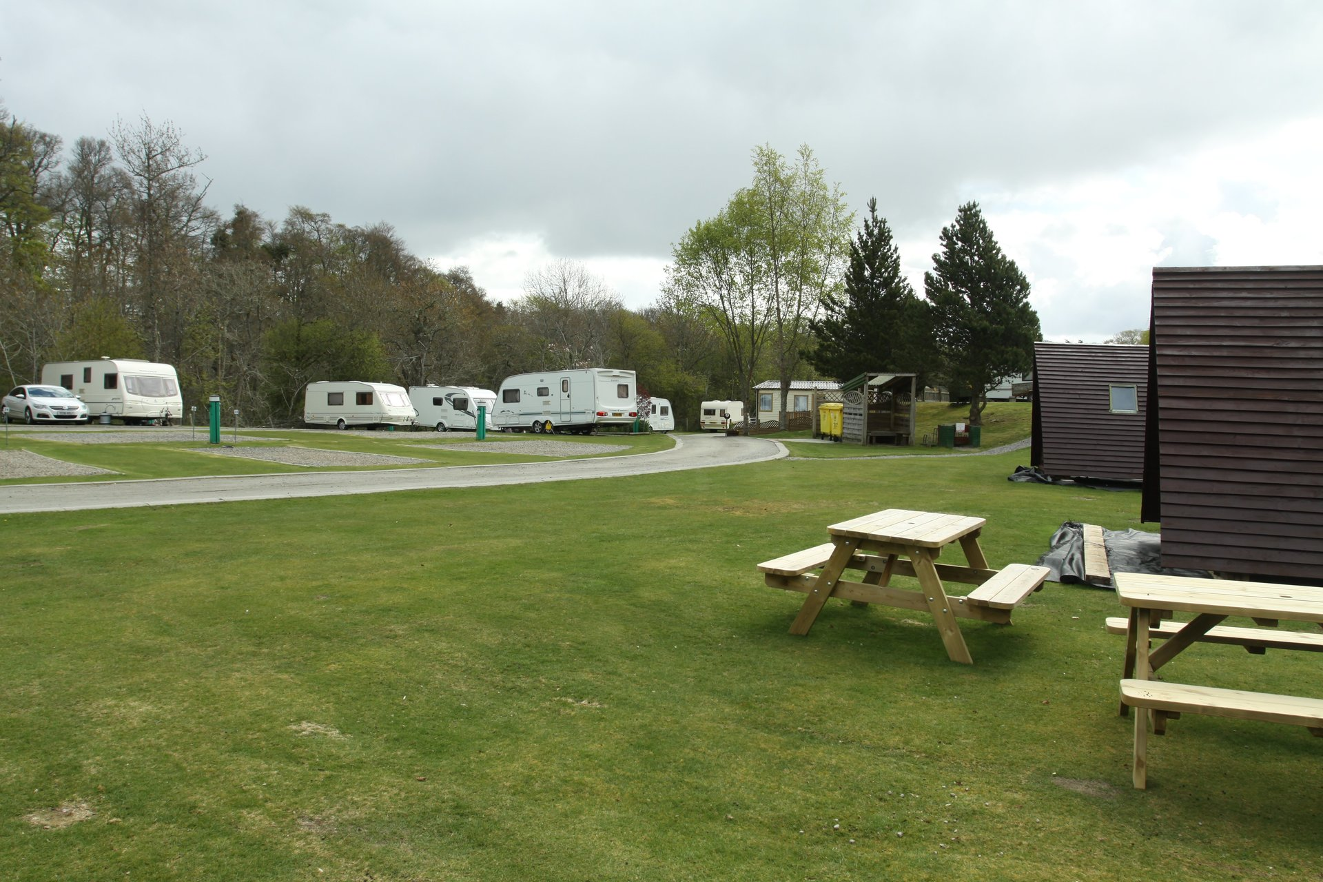Black Rock Camping Caravan Site - Amenities