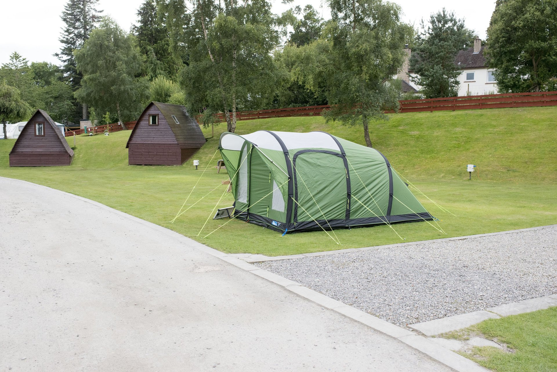 Black Rock Camping Caravan Site - Amenities - Reception