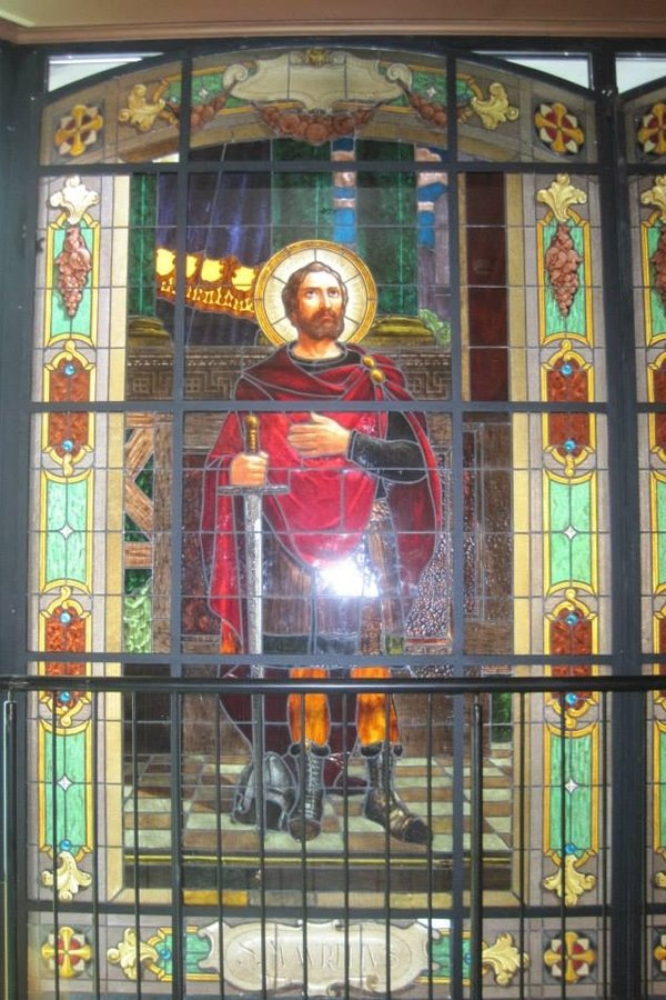 vetrate sacre