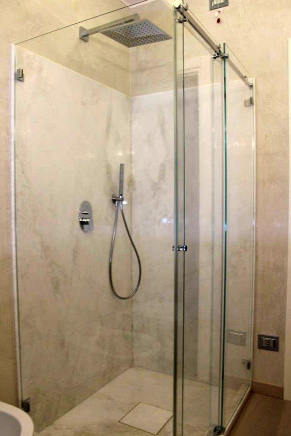Vetro d 39 arredo brescia vetraria bresciana bontempi - Box doccia su misura milano ...