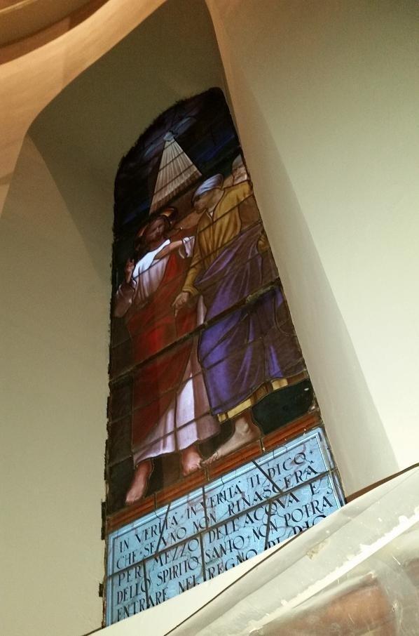 Vetrate Chiesa di Faedo (TN)