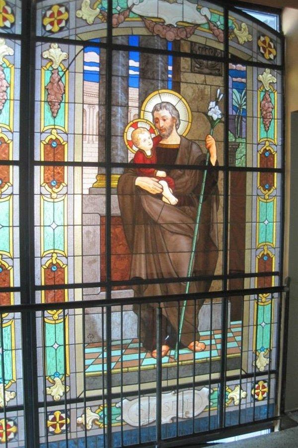 vetrate per luoghi sacri