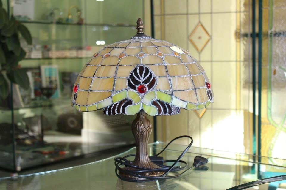 Lampada in Tiffany