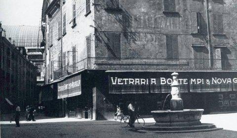 L'antico negozio in centro