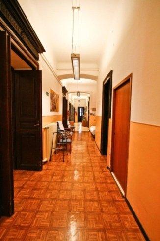 corridoio di un edificio