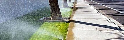 Bewässerungssysteme für Gärten und öffentliche Gartenanlagen