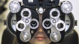 misurazione della vista, test della vista, misurazione diottrie