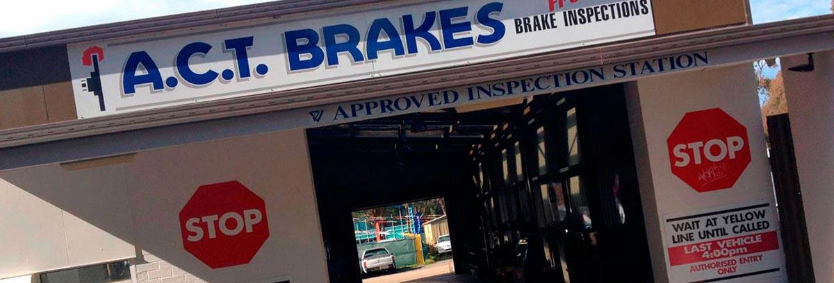 ACT Brakes & Automotive Pty Ltd
