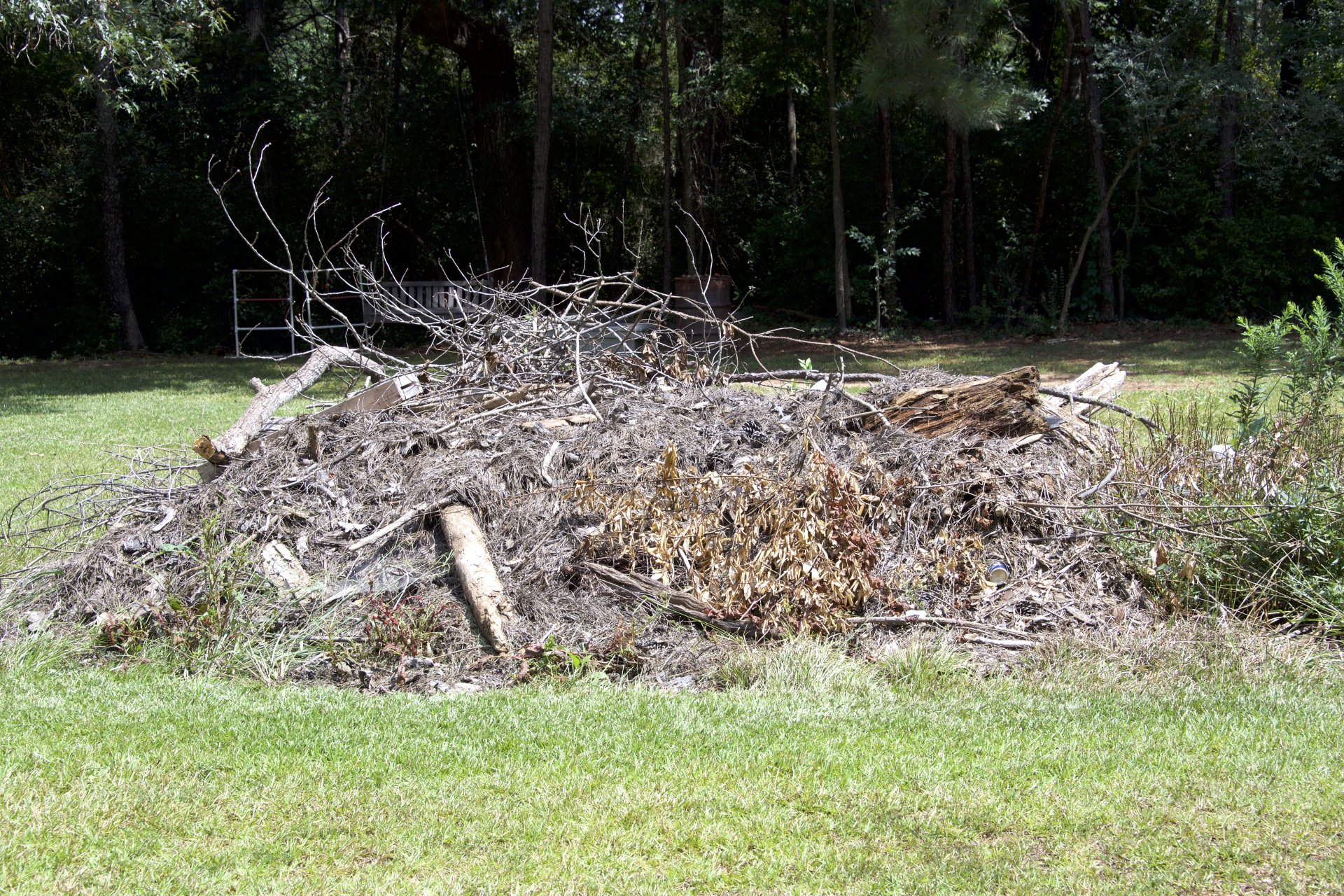 Snohomish County Landscaping Junk Removal Patio Repair