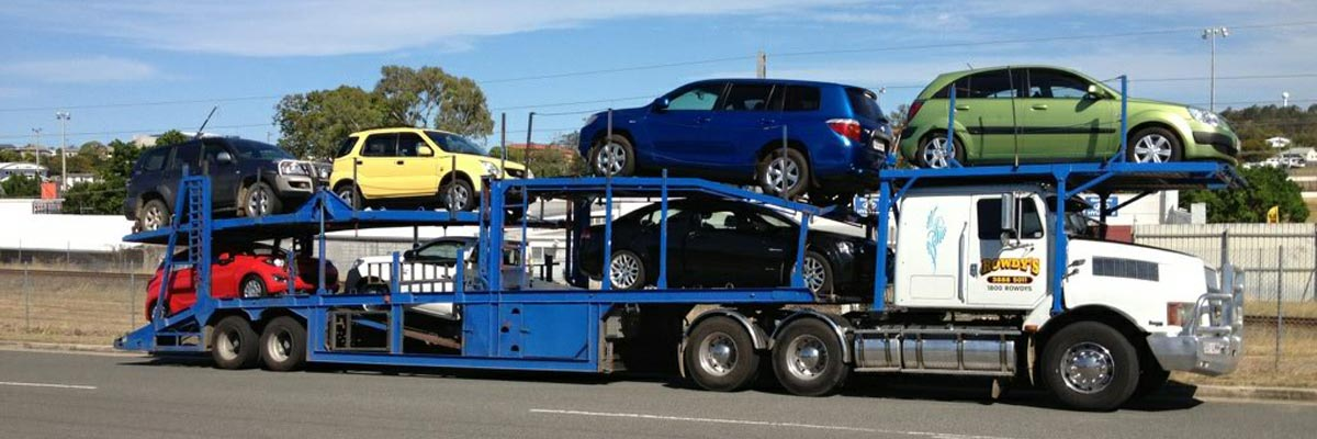 Car Carriers Sunshine Coast Rowdy 39 S Car Carriers