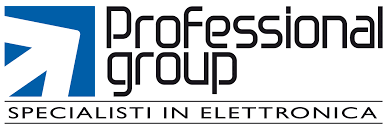 logo professional group specialisti in elettronica