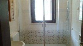 bagno, finestra