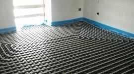riscaldamento a pavimento, realizzazione impianti a pavimento