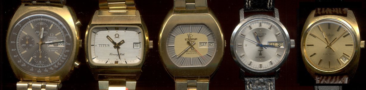 f300 type watch collection Budget Accutron Service
