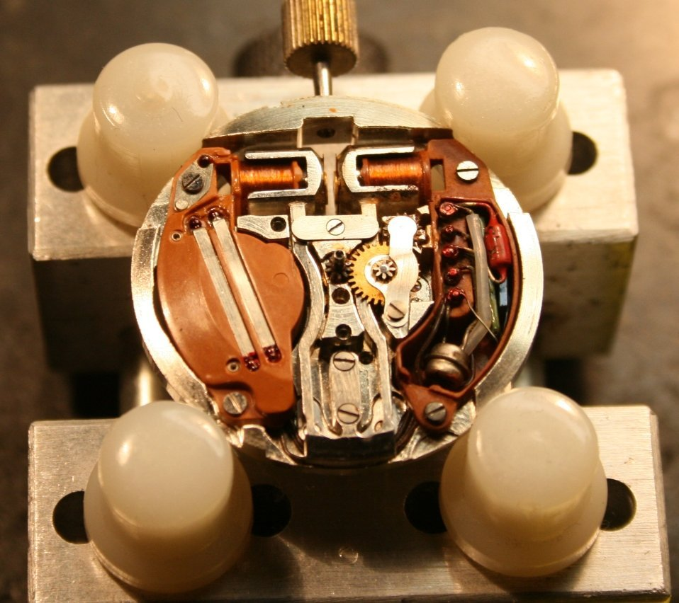 Slava Transistor watch Accutron 214 clone Budget Accutron Service