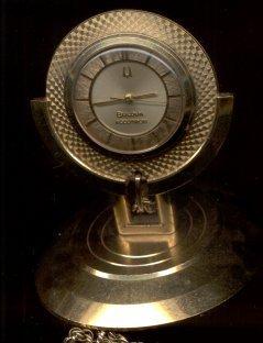 Bulova Accutron 214 pendant clock Budget Accutron Service