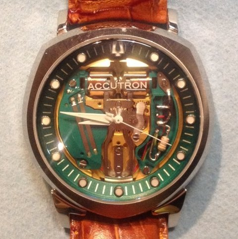 Accutron 50th Anniversary Spaceview Budget Accutron Service
