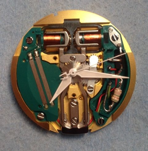 Accutron 214 50th anniversary spaceview movement Budget Accutron Service