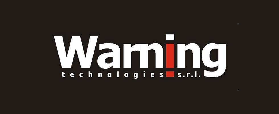 WARNING TECHNOLOGIES SRL GENOVA