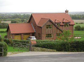 New extension - Worth, Kent - C & C Builders - building