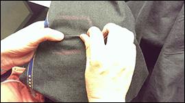 rammendatura di tessuti