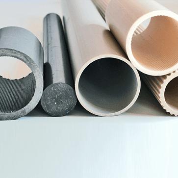 Tubi per uso industriale maclodio brescia for Tipi di tubi in pvc