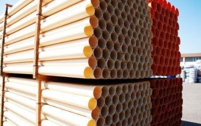 vendita tubi plastica