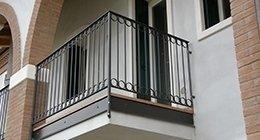 recinzione balcone