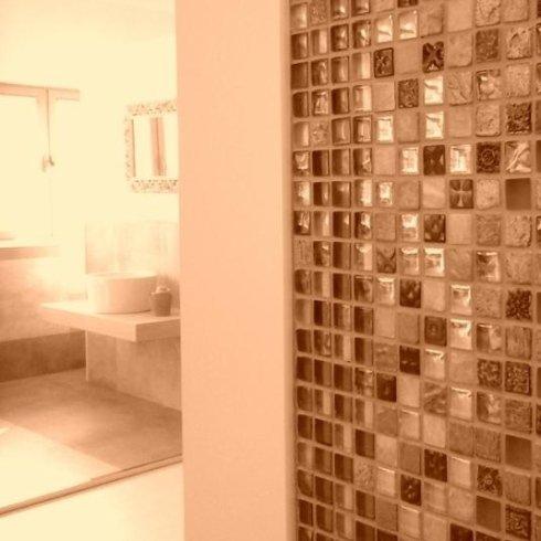 sala mostra mosaico