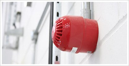 commercial fire alarm sounder