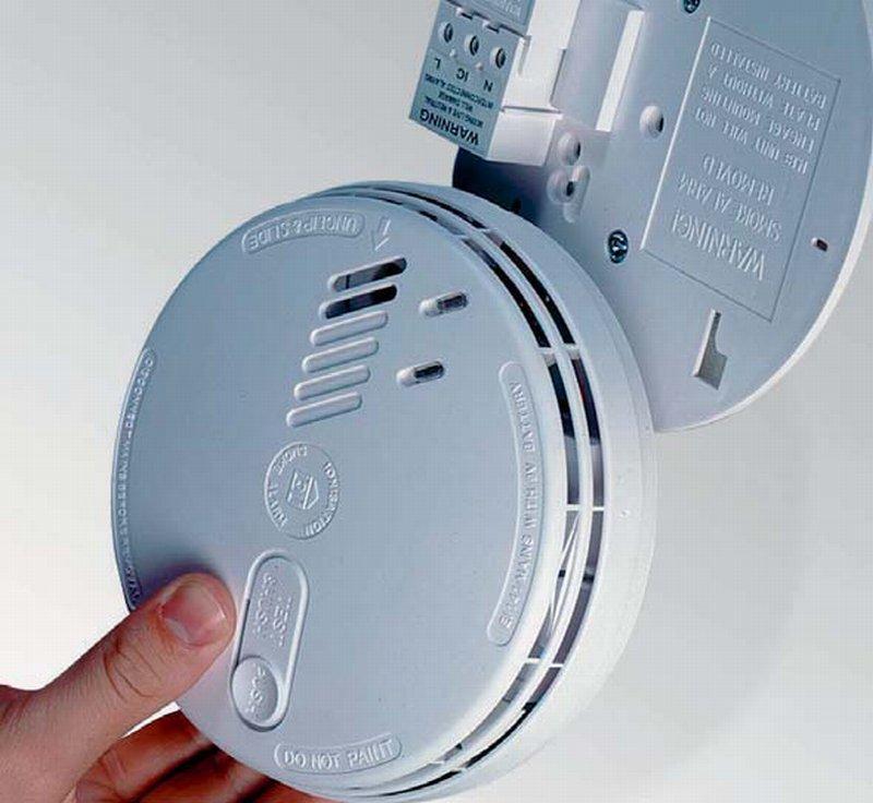 domestic smoke alarm