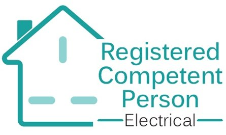 registered competent person logo