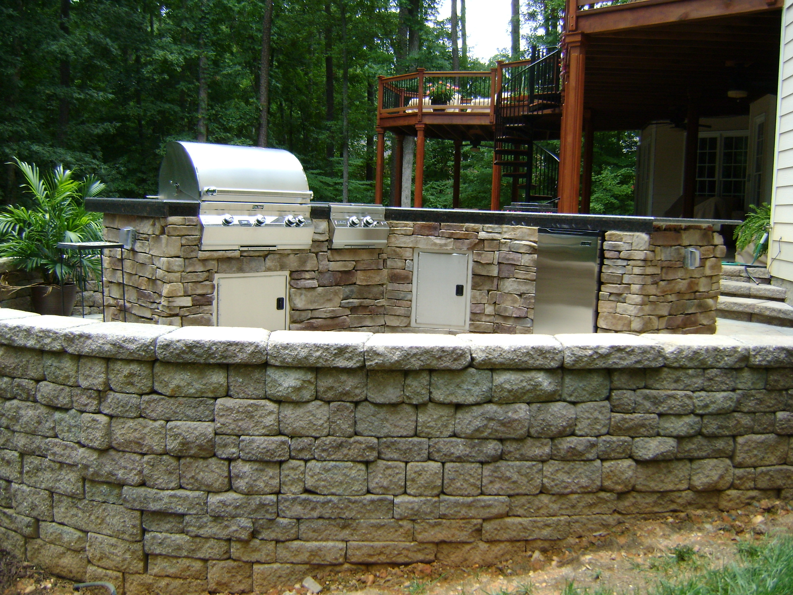 screen porches u0026 outdoor kitchens raleigh nc deck builders of