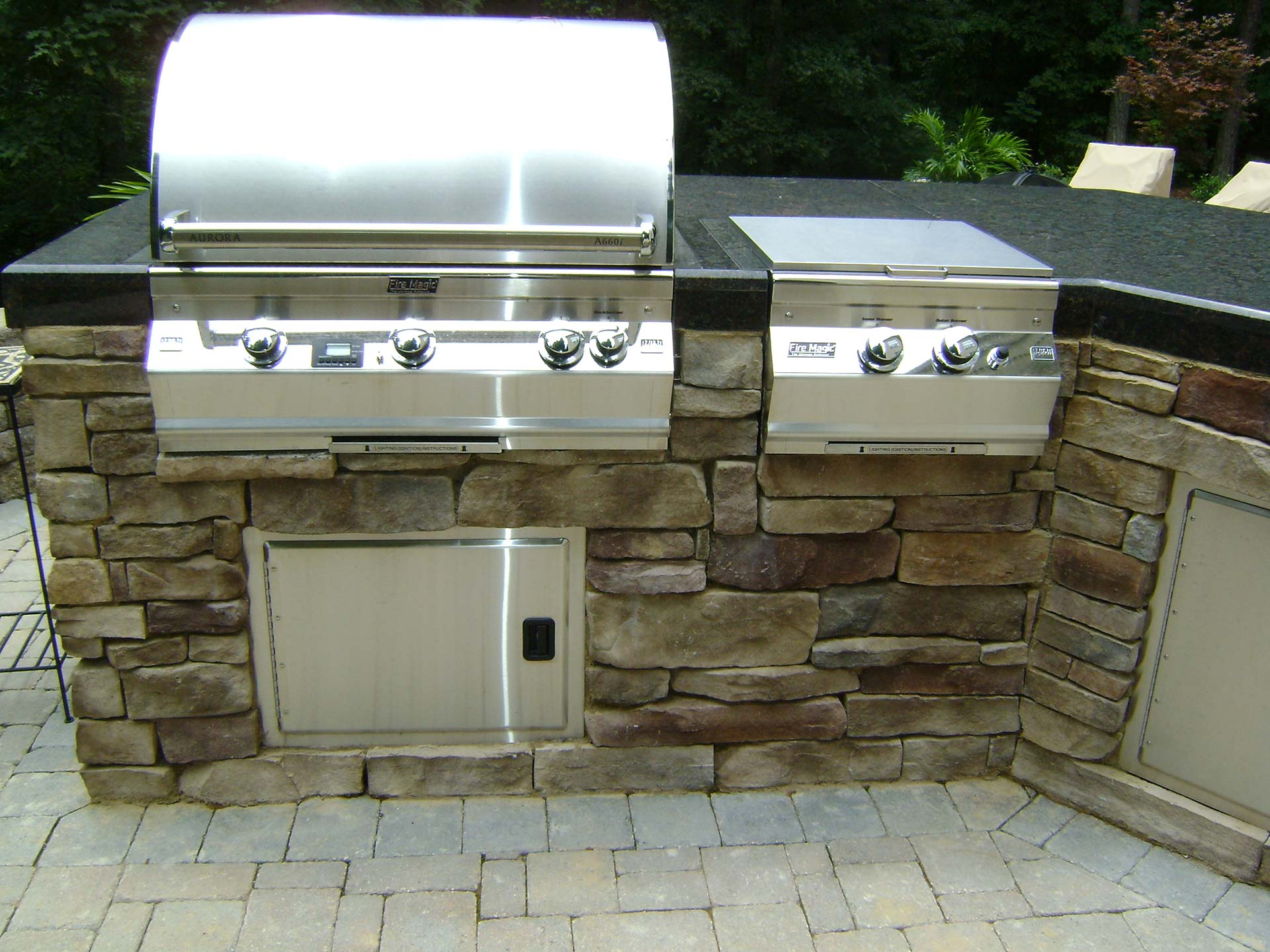 outdoor kitchens raleigh nc durham nc deck builders of north
