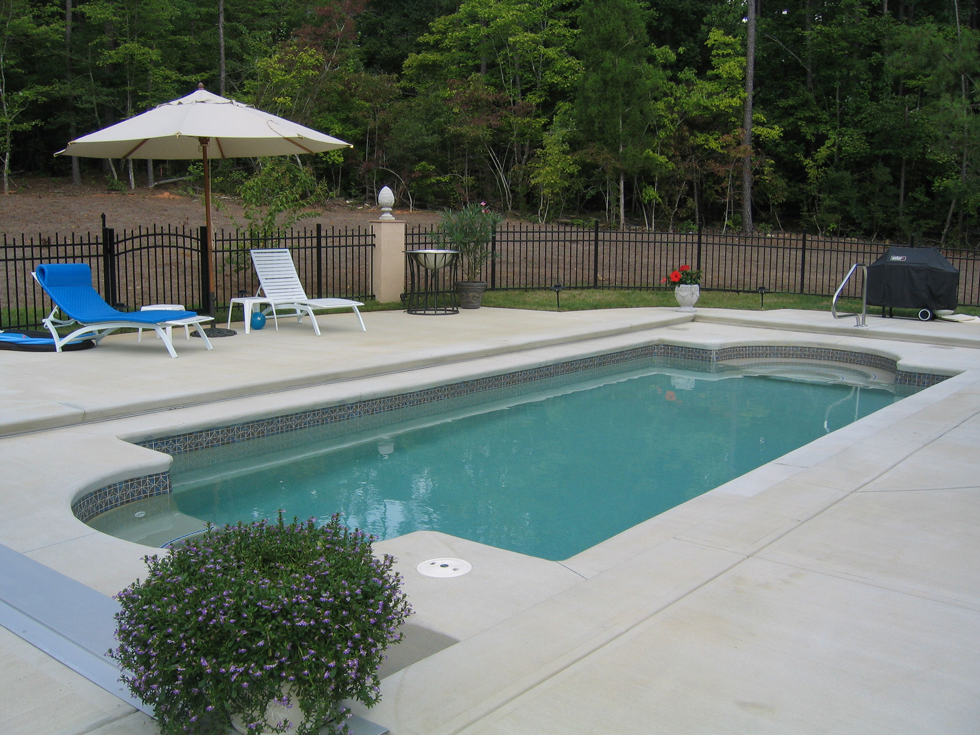 Pools Durham Amp Raleigh Nc Professional Deck Builders
