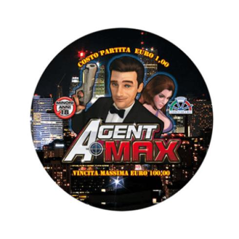 grafica agent max