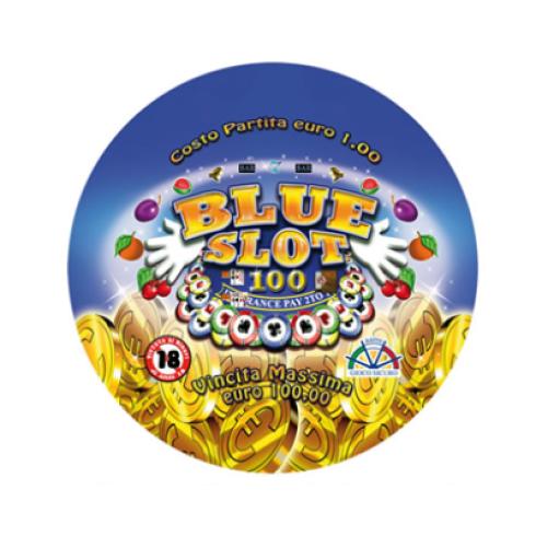 grafica blue slot