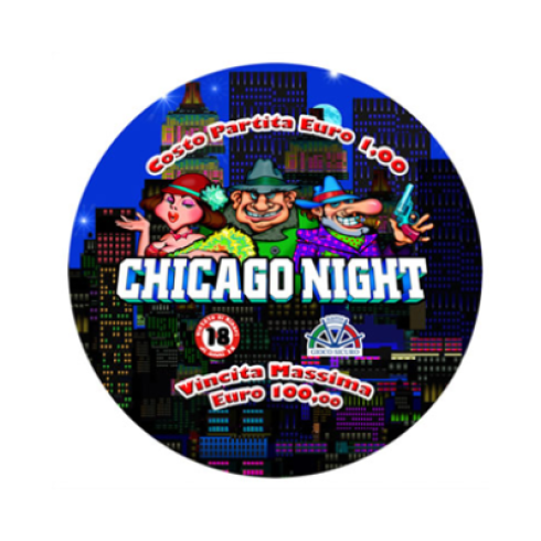 grafica chicago night