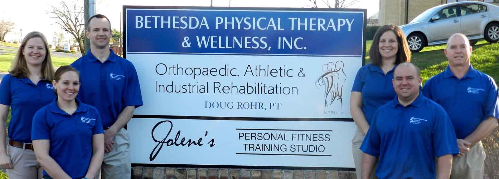 Orthopaedic team