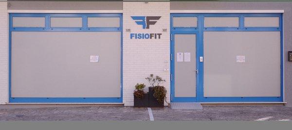 esterno del Centro Fisiofit