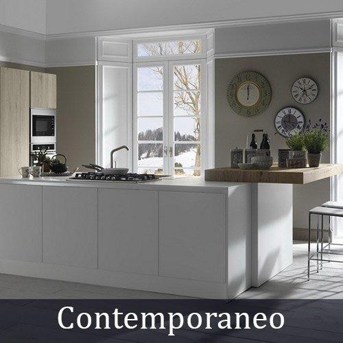 La cucina contemporanea