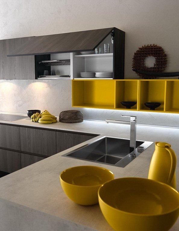 cucina moderna Astra