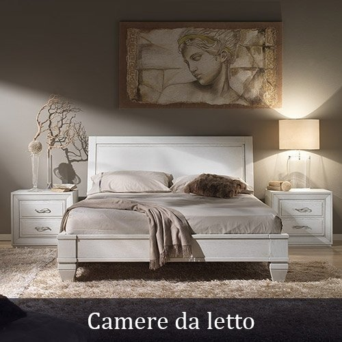 Le camere in stile contemporaneo