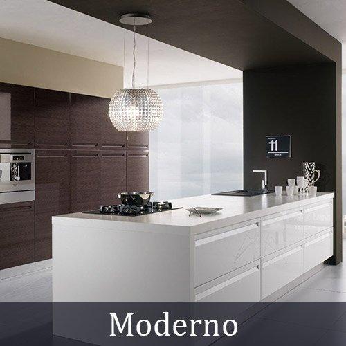 Le cucine in stile moderno