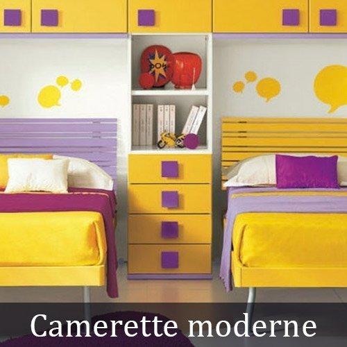 Le camerette moderne