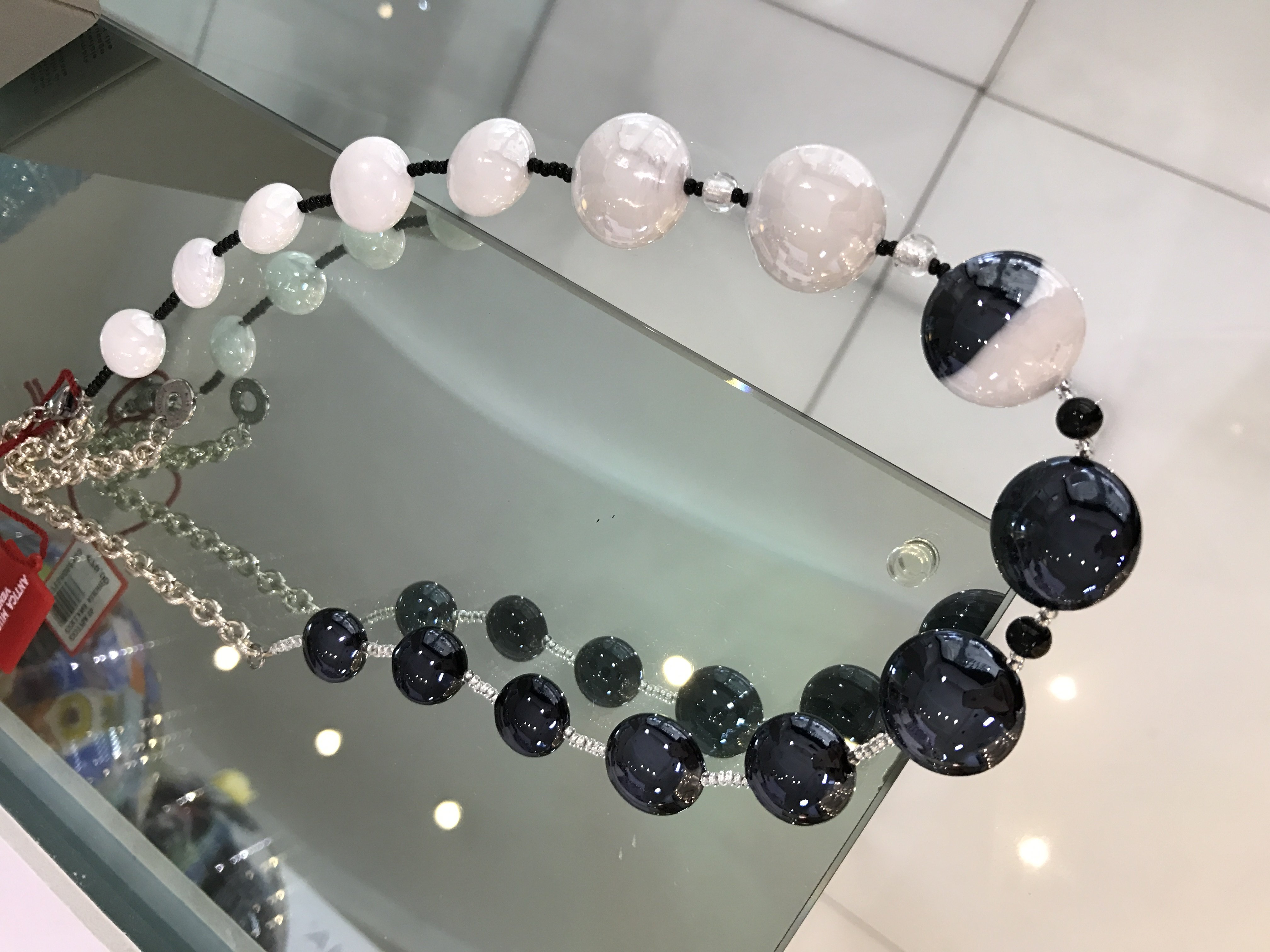 gioielli neri antica murrina