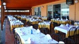 isola blu,sala panoramica, montefiascone, ristorante